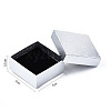 Cardboard Jewelry BoxesCBOX-S018-08F-6