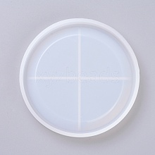 Silicone Cup Mats Molds DIY-G009-24