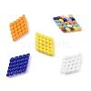 Handmade Czech Glass Beads PendantsPALLOY-JF00647-1