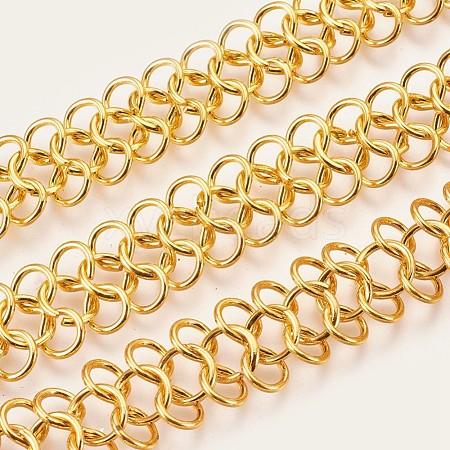 Iron Mesh ChainsX-CH-R042-02G-1