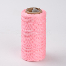 Flat Waxed Polyester Cords YC-K001-05