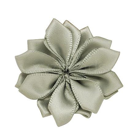 Light Grey Handmade Woven Flower Costume AccessoriesX-WOVE-QS17-23-1
