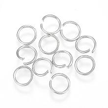 304 Stainless Steel Jump Rings STAS-F110-04P