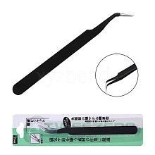 Stainless Steel Beading Tweezers MRMJ-L003-B01