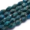 Natural Apatite Beads StrandsG-O170-33-1