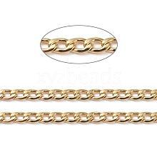 Brass Curb Chains CHC-G005-08G