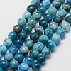 Natural Apatite Beads Strands X-G-D856-01-6.5mm-1