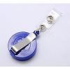 Plastic Retractable Badge ReelX-HJEW-H012-4-2