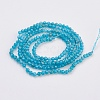 Natural Apatite Beads Strands G-F568-077-4mm-2