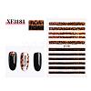 Nail Art Stickers DecalsMRMJ-T007-30D-2