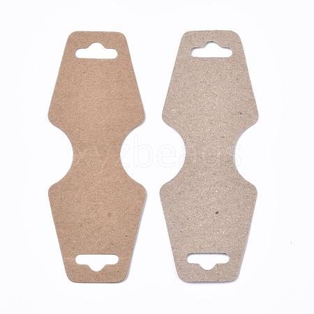 Cardboard Jewelry Display CardsX-CDIS-Q001-26A-1