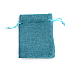 Burlap Packing Pouches Drawstring BagsX-ABAG-Q050-7x9-17-1