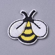 Computerized Embroidery Cloth Iron on/Sew on Patches DIY-I016-33