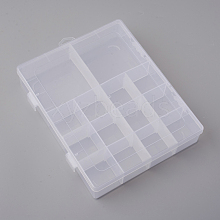 Polypropylene(PP) Bead Storage Container CON-WH0072-01